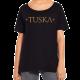 Tuska - Naisten oversized T-paita